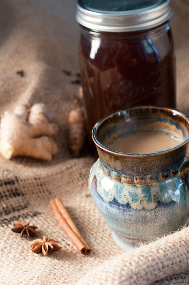 chai tea and homemade chai concentrate recipe