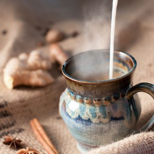health benefits of homemade chai latte recipe