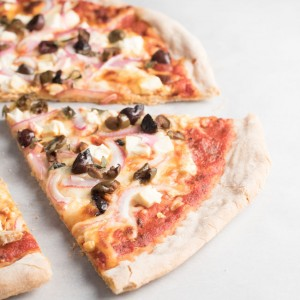 how to make greek pizza