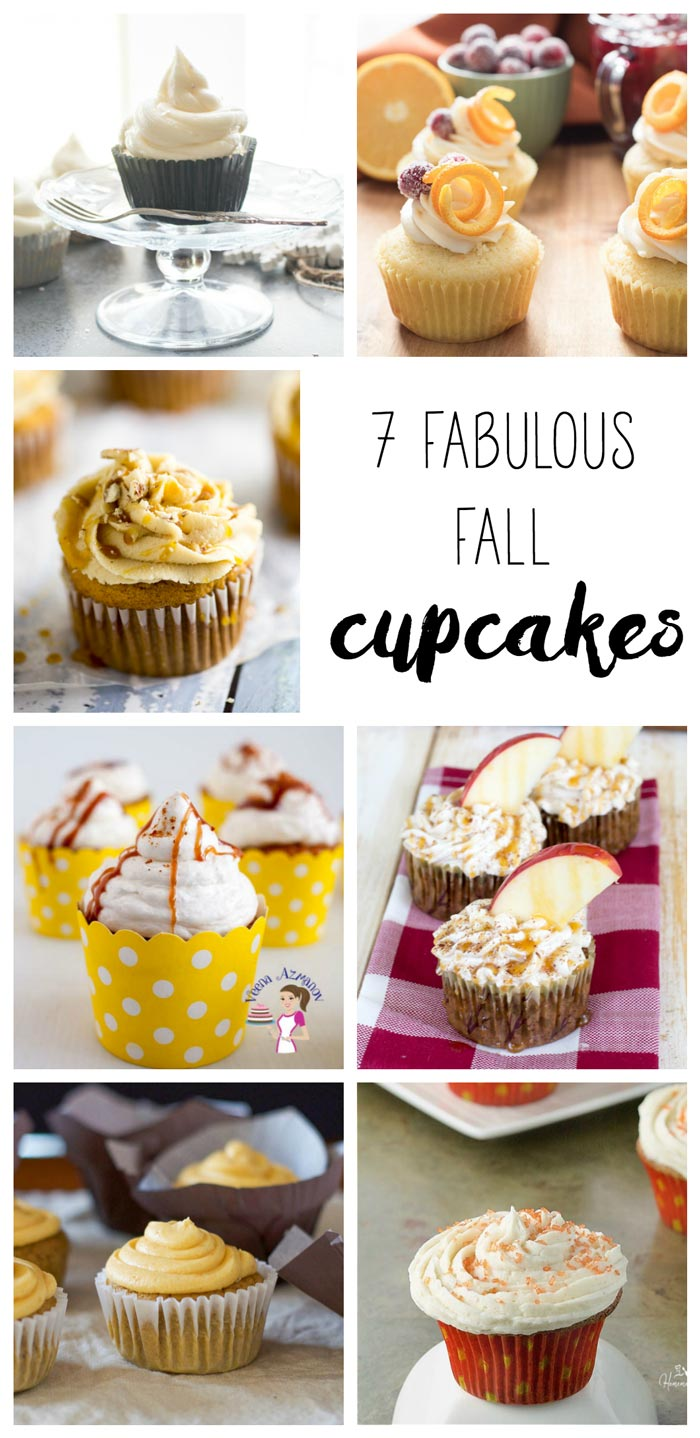 best fall cupcake recipes