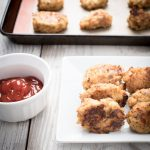 Cauliflower tots - a delicious alternative to tater tots that your kids will still love