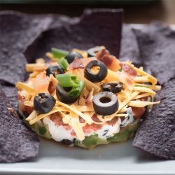 Easy Taco Dip Recipe - Our favorite easy cold taco dip