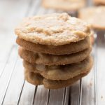 easy soft and chewy white chocolate chip cookies