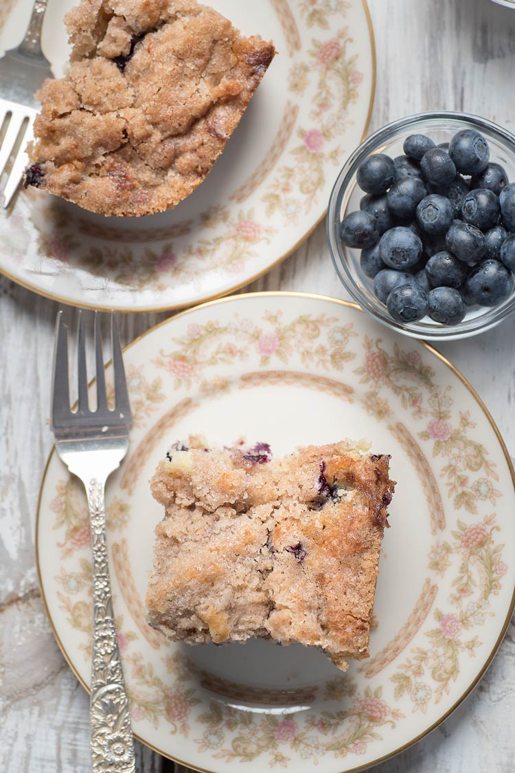 blueberry cake recipe