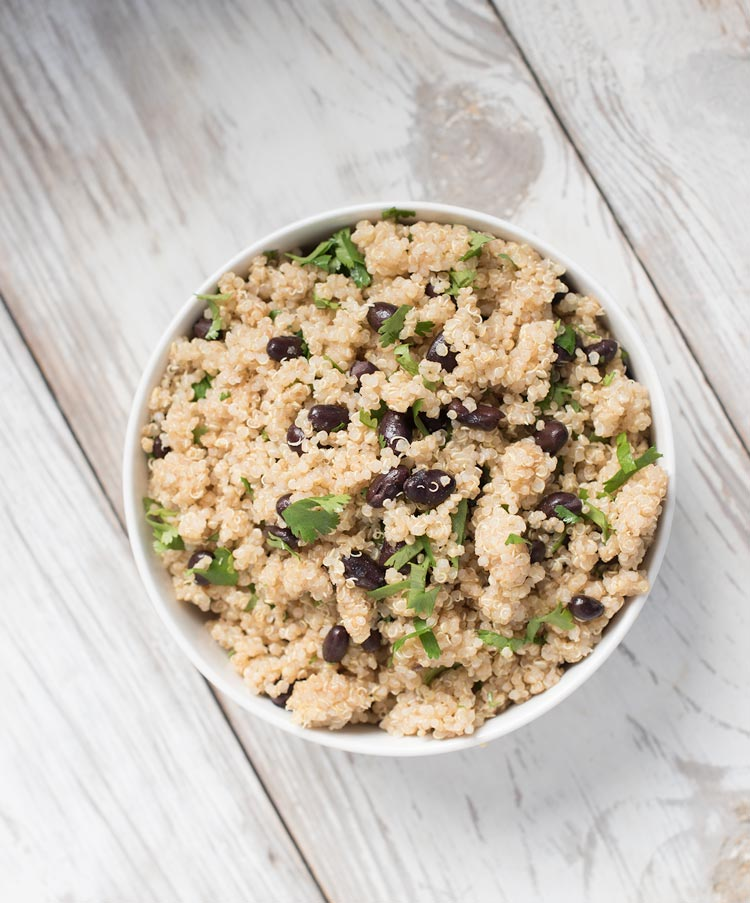 instant pot quinoa - how to cook quinoa in an Instant Pot