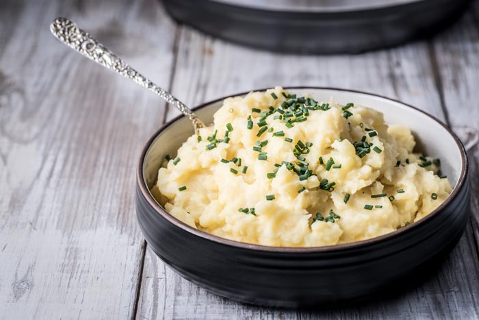 Instant Pot Mashed Potatoes - learn how to make