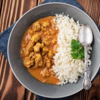 instant pot whole30 butter chicken